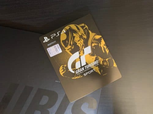CollectorsEditiondiGranTurismoSport Steelbook